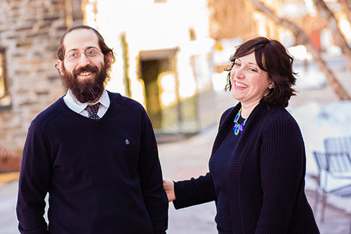 How the relationship experts Rabbi Shlomo and Rivka Slatkin DIY'd marriage counselling for couples